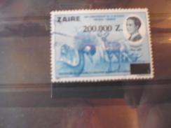 ZAIRE TIMBRE N°1058 - Zaïre