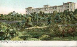 SPAIN - Canary Isles -  TENERIFE -  Grand Hotel Taoro - Orotava - Unused Undivided Rear - Tenerife