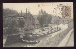 BELGIO -  MARCHIENNE AU PONT - 1923 - PONT DE LA JAMBE DE BOIS - Charleroi