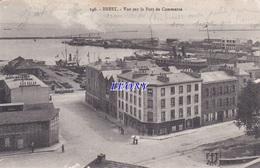 CPA De  BREST  (29) -  VUE Sur Le PORT De COMMERCE  N° 146 - 1917 - Brest
