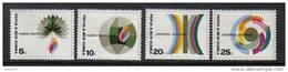 SS446 - PAPUA NUOVA GUINEA 1968 , Human Rights Serie N. 134/137  *** - Papua Nuova Guinea