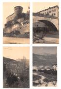 Lot De 4 Cartes Photos : ROVERETO - Haut Adige - Sud Tyrol - Italie