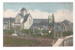 Brussel / Bruxelles - Exposition De Bruxelles 1910 - Le Grand Bassin Et Le Jeux D'eau - Expositions Universelles