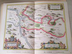 """DIV0714 : Jolie Repro De Carte Ancienne Années 1600/1700 ?  LE DUCHE D'AIGUILLON  (série """"VIEUX PAYS DE FRANCE"""" N°28) , - Geographical Maps"""