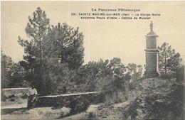 83.SAINTE MAXIME.   LA VIERGE NOIRE - Sainte-Maxime