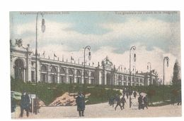 Brussel / Bruxelles - Exposition De Bruxelles 1910 - Vue Générale Du Palais De La Belgique - Expositions Universelles