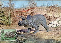 28316 San Marino, Maximum  Prehistory  Prehistoric Dinosaur 1979 - Prehistory