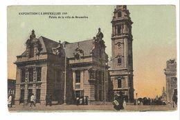 Brussel / Bruxelles - Exposition De Bruxelles 1910 - Palais De La Ville De Bruxelles - Expositions Universelles
