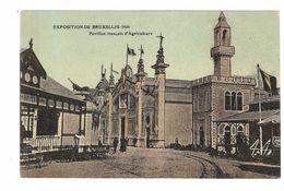 Brussel / Bruxelles - Exposition De Bruxelles 1910 - Pavillon Français D'Agriculture - Expositions Universelles