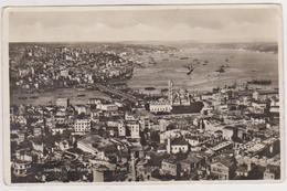 INSTANBUL, TURKEY, POST CARD 1933, CIRCULATED INSTABUL AT CRAIOVA ROUMANIE, - 1934-39 Sandjak Alexandrette & Hatay