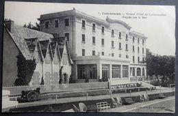 CPA 29 CONCARNEAU - Grand Hôtel De Cornouailles - Façade Sur Mer - édition Giffard -Ref. B 78 - Concarneau