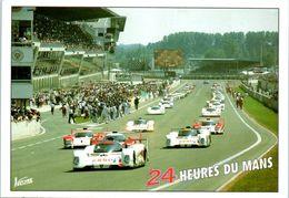 72 Le Mans - Les 24 Heures Du Mans (Automobiles) - Le Mans