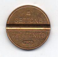 Italia - 1979 - Gettone Telefonico SIP I.P.M. -  Nr. 7903 - (FDC6257) - Professionals/Firms