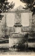 Postcard / Soissons / Le Puits De Saint Gaudin / Rue Saint-Gaudin / Edit B. Nougarède Et H. Lestrat / Unused - Soissons