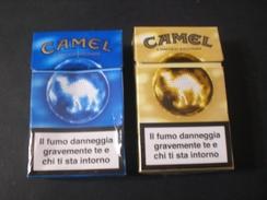 BOX CIGARETTE SIGARETTE CAMEL  DA COLLEZIONE EDIZIONE LIMITATA RARO !! - Empty Cigarettes Boxes