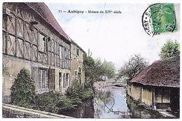 CHER - AUBIGNY - 12 ème Bourse TOUTES COLLECTIONS 2002 - 13/800 Ex. - Bourses & Salons De Collections
