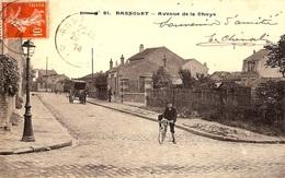 81 - BAGNOLET  - AVENUE DE LA DHUYS - Bagnolet