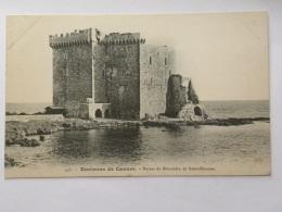 CPA (06) Alpes Maritimes - Environs De CANNES - Ile Saint Honorat -Ruines Du Monastère De Saint Honorat - France