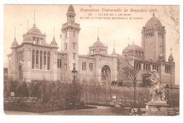 Brussel / Bruxelles - Exposition Universelle De Bruxelles 1910 - Palais De L'Uruguay Et De La Fabrique Nationale D'armes - Expositions Universelles