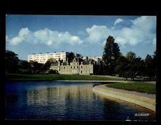 44 - NANTES - Chateau De La Contrie - Nantes