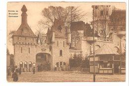 Brussel / Bruxelles - Entrée De Bruxelles Kermesse (Exposition Universelle Bruxelles 1910) - Sans éditeur - Expositions Universelles