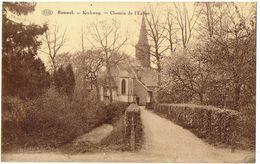 BOUWEL - Grobbendonk - Kerkweg - Chemin De L' Eglise - Grobbendonk