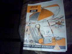 Catalogue Camif  Cooperative  Des Adherents De La Maaif Annee 1960 --22 Pages Jouets Radio Vetements Meubles.... - Livres, BD, Revues