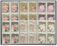 1992.33 CUBA MNH. 1992. BLOCK 4. ORCHILD. ORQUIDEAS. FLORES. FLOWERS. ORQUIDEARIO DE SOROA - Cuba