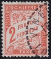 France   .   Yvert    .      Taxe      41            .        O       .        Oblitéré - Postage Due