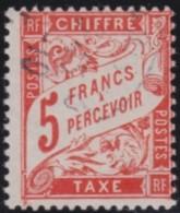 France   .   Yvert    .      Taxe     66            .        O       .        Oblitéré - Postage Due