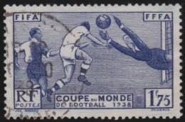 France   .   Yvert    .    396        .        O       .        Oblitéré - France