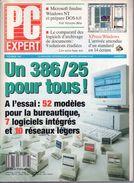 PC Expert N° 7, Octobre 1992 - Informatique