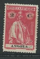 Portugal - Angola   - Yvert N° 146  A Oblitéré -  Ad 326 21 - Angola