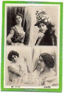 Quattro Ritratti Di Donna - Formato Piccolo - Moda