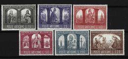 VATIKAN Mi-Nr. 502 - 507 - 1000. Jahrestag Der Christianisierung Polens Postfrisch - Vatikan