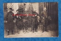 CPA Photo - CHAMPS Sur MARNE ( Cachet De Départ ) - Portrait De Poilu D'un Régiment à Identifier - 1914 WW1 - Unclassified