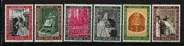 VATIKAN Mi-Nr. 508 - 513 Abschluss Des 2. Vatikanischen Konzils Postfrisch - Vatikan