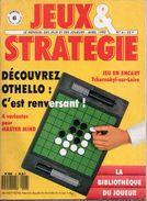 Jeux Et Stratégie N°6, Avril 1990 - Palour Games