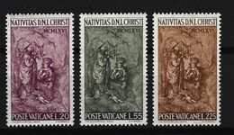 VATIKAN Mi-Nr. 514 - 516 Weihnachten Postfrisch - Vatikan