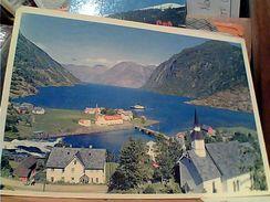 NORGE NORWAY HELLESYLT VB1966 IT  GJ18251 - Norvegia