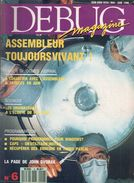 Debug Magazine N°6, Mai 1990 - Informatique