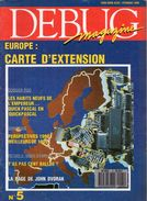 Debug Magazine N°5, Février 1990 - Informatique