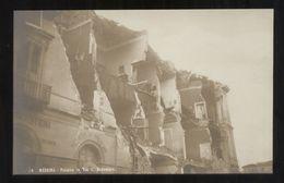 MESSINA - TERREMOTO DEL 1908 - PALAZZO IN VIA 1° SETTEMBRE (2) - Catastrophes