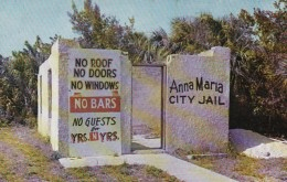 Florida Anna Maria Island Air Conditioned Jail