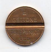 Italia - 1980 - Gettone Telefonico SIP -  I.P.M. Nr. 8001 - (FDC6260) - Professionals/Firms