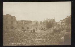 MESSINA - TERREMOTO DEL 1908 - COLLEGIO MILITARE (5) - Catastrophes