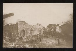 MESSINA - TERREMOTO DEL 1908 - PIAZZA DEL DUOMO (9) - Catastrofi