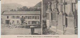 Maison J. Bertone Sculpteur à Wisembach - France