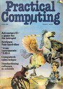 Practical Computing Vol 3 Issue 8, 1980 - Informatique/ IT/ Internet