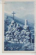Rovereto Trento Castel Dante Cimitero Militare Monumento Centrale Nel Reparto S. Margherita - Trento